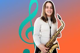 Der Einfluss der Saxofon-Blattstärken auf das Klangspektrum