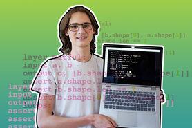 Domänenspezifische Sprache für differenzierbare Programmierung