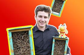 Eine Frage des Geruchs – Wie Mauerbienen ihre Niströhren erkennen